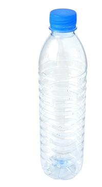 Plastic Bottle With Cap