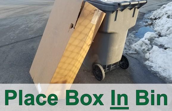 Box In Bin