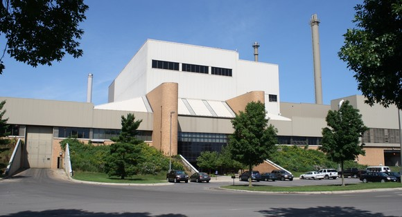 Olmsted Waste To Energy Facility