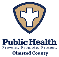 Olmsted County Public Health Logo