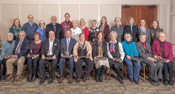 2019 Environmental Achievement Award Winners and Nominators