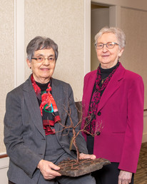 Sisters of Saint Francis - Assisi Heights  - Sister Ramona Miller and Sister Marlene Pinzka