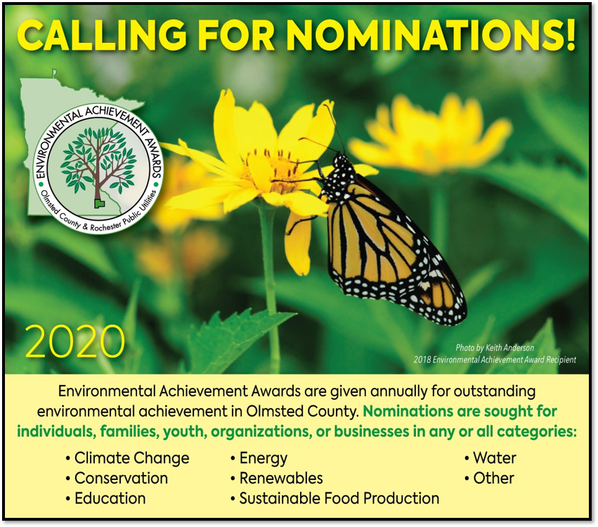Calling For Nominations