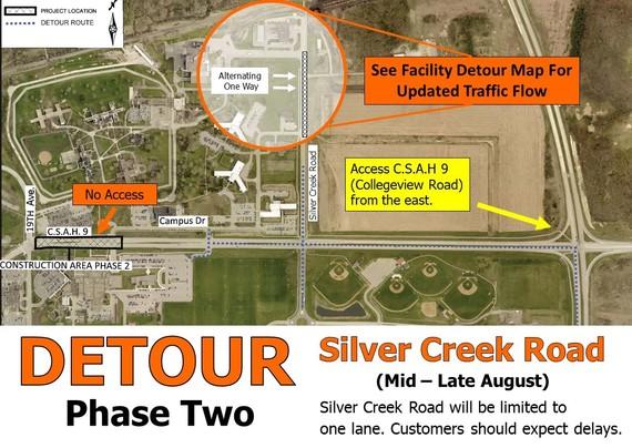 Silver Creek Road Reconstruction