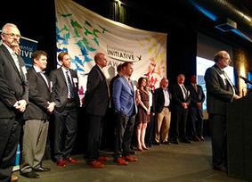 EI awards ceremony