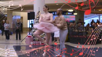 ballet swirl