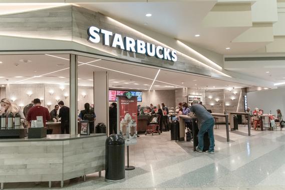 Starbucks Airport Mall