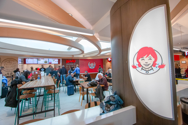 Wendys F Concourse