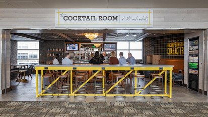 cocktail room
