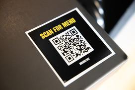 scan for menu image
