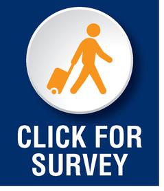 survey button with border