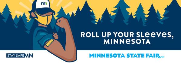 Minnesota State Fair Vaccination Site