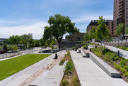 Water Works Park in Minneapolis.