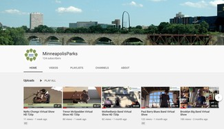MPRB YouTube page