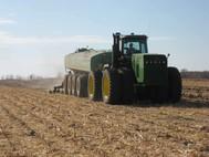 fall manure land application