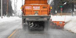 Use less salt on pavement