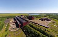 Polymet proposed mine site in northeast Minnesota