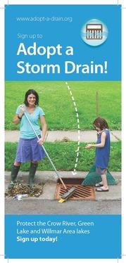 adopt-a-drain
