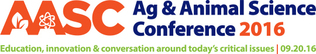 animal science conference logo 2016