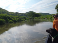 Whitewater River in Mississippi River-Winona watershed