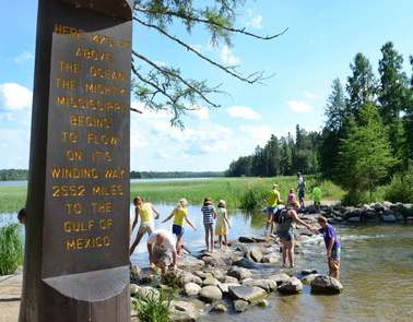 mississippi itasca headwaters