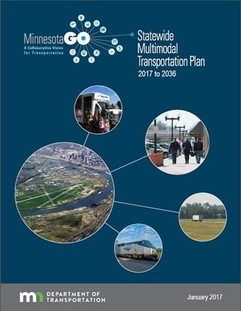 Statewide Multimodal Transportation Plan cover image