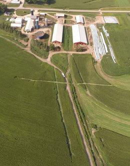 bartholome farm aerial