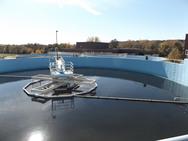 Mankato wastewater treatment plant
