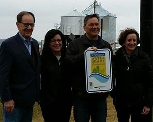Lochen farm marks 200,000 acres in ag water certification