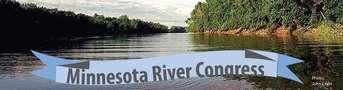 Minnesot River Congress logo