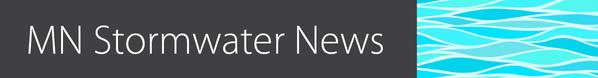 MN Stormwater News banner
