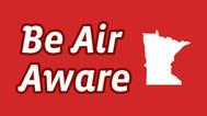 Be Air Aware logo