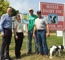hoese dairy farm