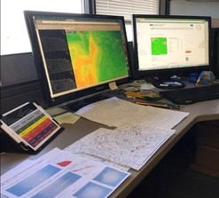 Forecasting desk