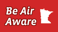 Be Air Aware logo