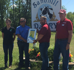 dombeck farm certification