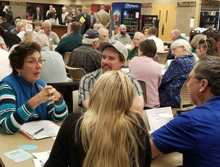 water quality town hall meeting