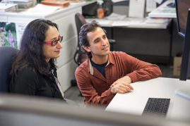 David Bael and Baishali Bakshi, MPCA economists