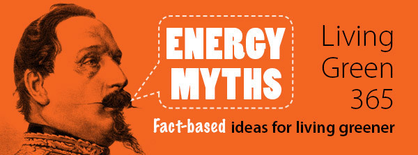 Energy myths