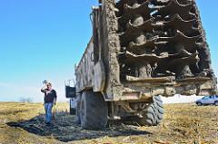 manure application