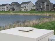 Stormwater used for irrigation in Carver, MN