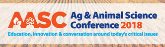 2018 ag an sci conference logo