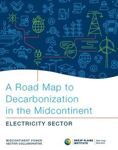 A Road Map to Decarbonization in the Midcontinent cover image
