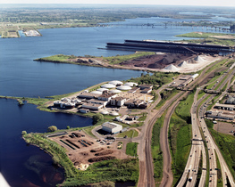 Western Lake Superior Sanitary District in Duluth
