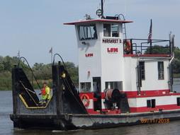 Margaret D boat