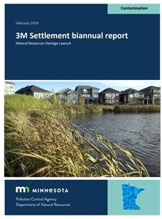 3M Settlement biannual report cover