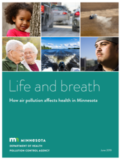 Cover of the Life and Breath report