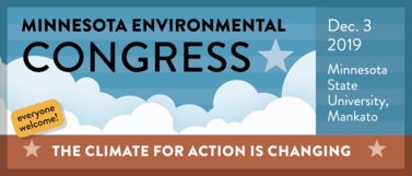 2019 Environmental Congress on climate change