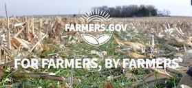 farmers dot gov logo
