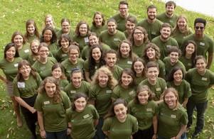 GreenCorps members
